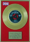 "EVERLY BROTHERS - 24 Carat Gold 7"" Disc - BIRD DOG"